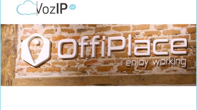 OffiPlace Centro De Negocios Estrena Un Nuevo Concepto De Oficinas De La Mano De VozIP.com