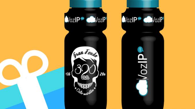 """VozIP.com Como Patrocinador Oficial Del Evento """"Gran Fondo 320"""""""